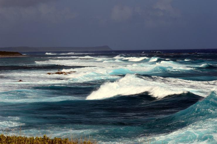 corrente del golfo oceano