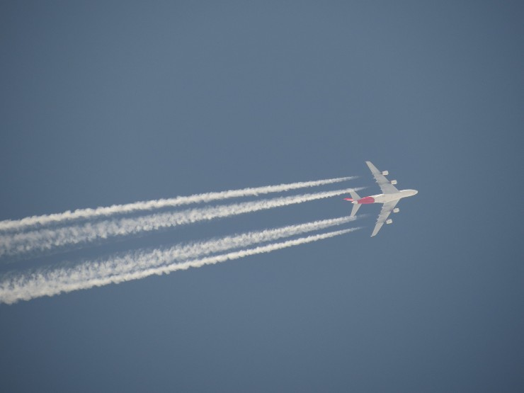 emissioni trasporto aereo
