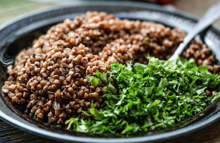 Cous cous di grano saraceno