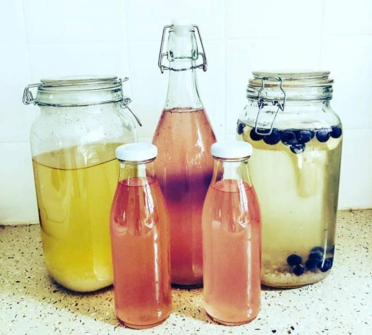 kefir seconda fermentazione