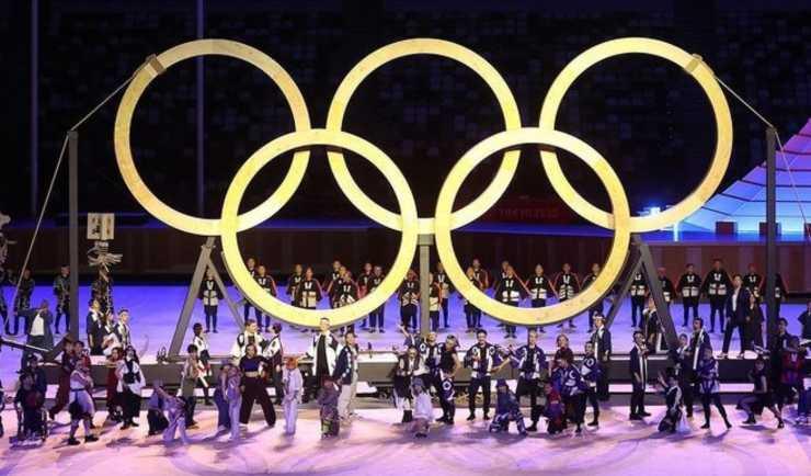 olimpiadi tokyo 2020 cinque cerchi