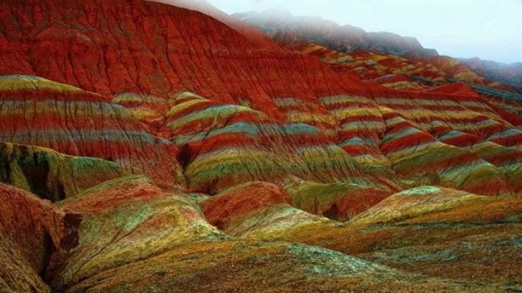 rainbow island iran