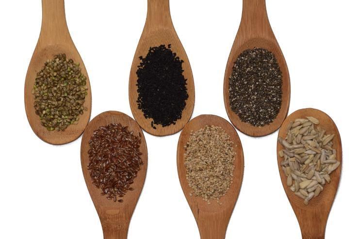 I semi piccoli alleati in cucina