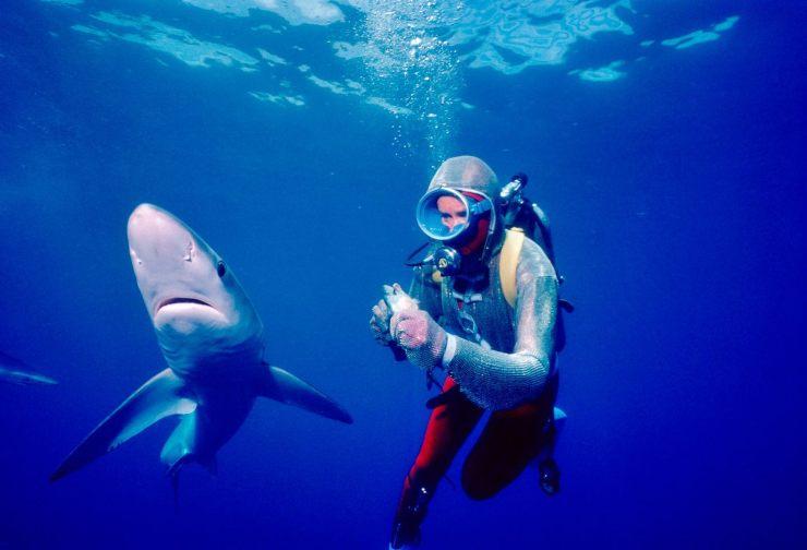 squalo valerie taylor ron