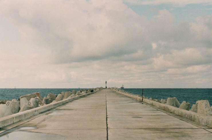 tetrapodi erosione costiera