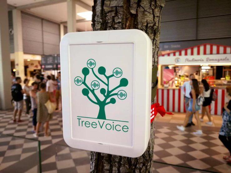 treevoice salute alberi