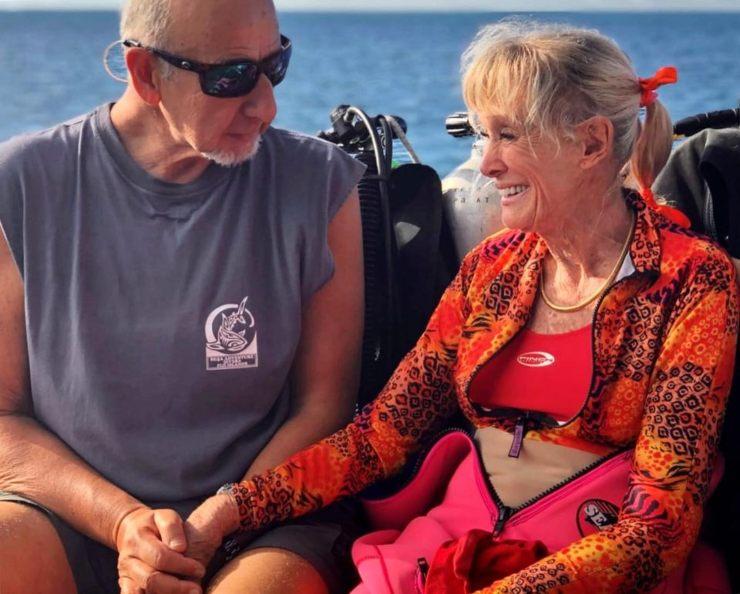 valerie taylor squali