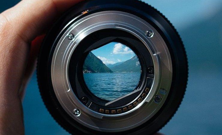Obiettivo macchinetta fotografica - world press photo 2021 - concorso fotografico