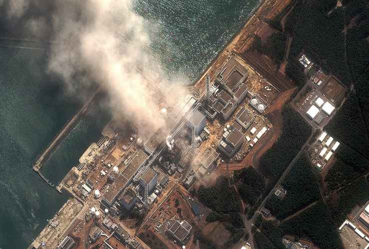 disastro nucleare fukushima