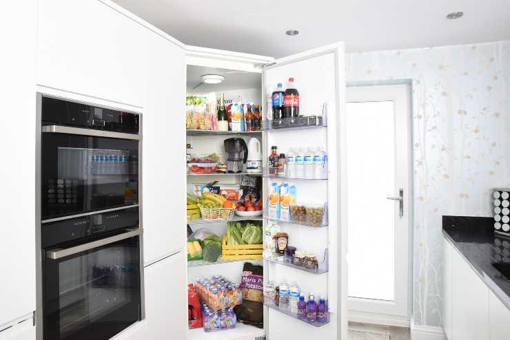 frigorifero casa