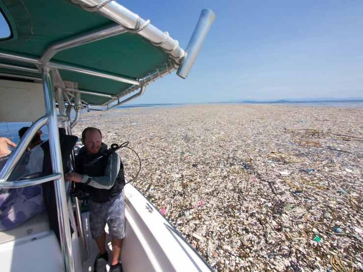 isola di rifiuti santo domingo