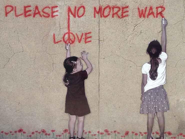 pace stop guerra