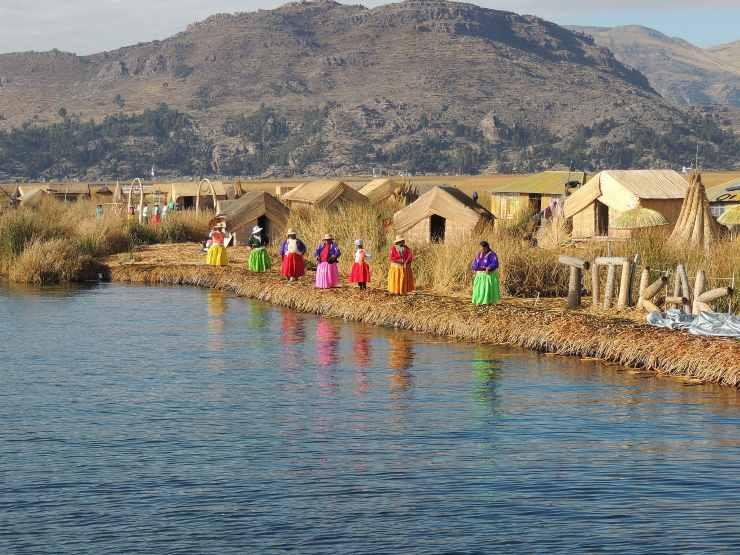 perù indigeni