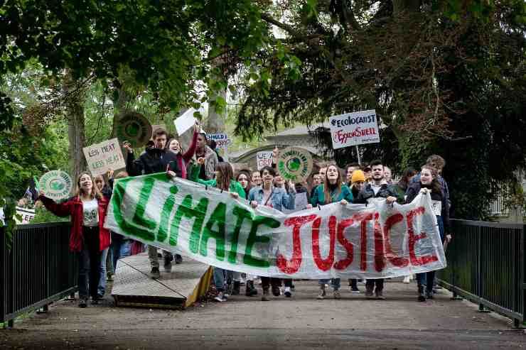 protesta ambiente