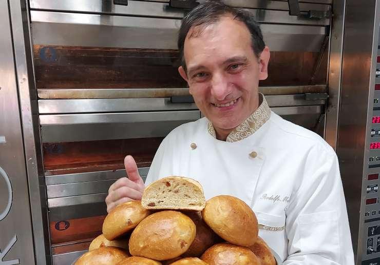 pane acqua di mare napoli