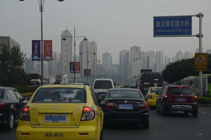 smog città