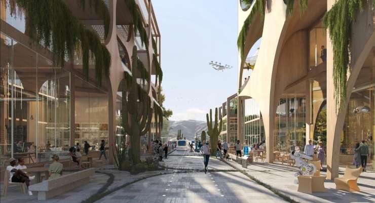 telosa città sostenibile