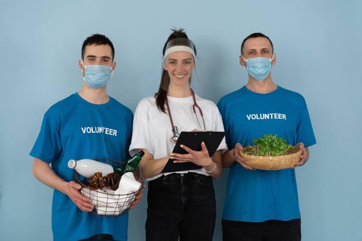 volontari ambiente