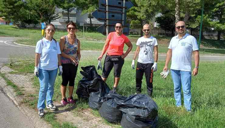 cleanup day italia