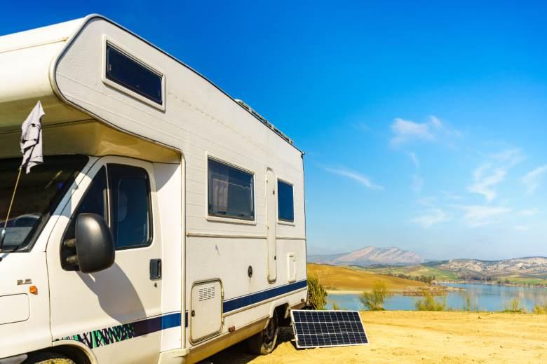 campeggio solare