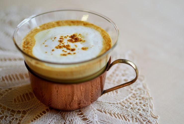 latte d'oro
