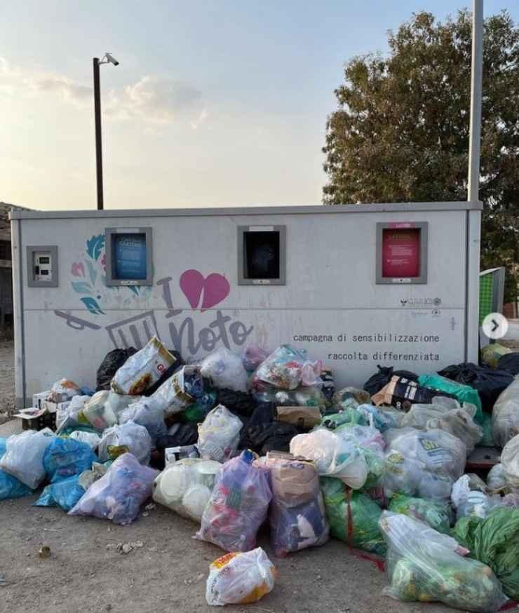 selvaggia lucarelli rifiuti